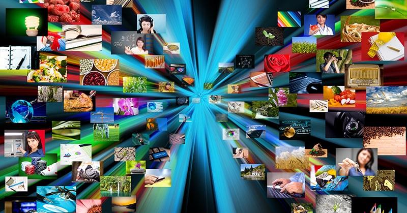 Bild på massa olika program.